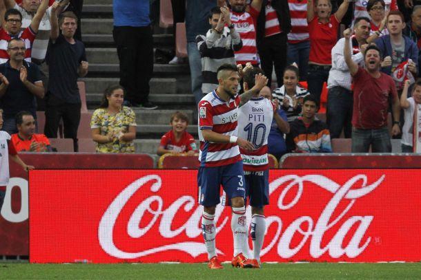 Granada CF - Deportivo de La Coruña: puntuaciones del Granada CF, jornada 7