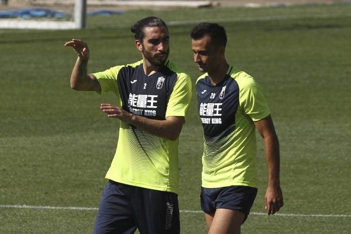 Saunier será baja para el partido contra el Almería