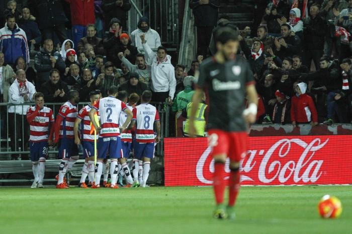 Las entradas para el Granada CF - Athletic, de 25 a 45 euros