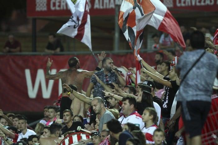 Las entradas para el Granada CF- Oviedo, de 15 a 35 euros
