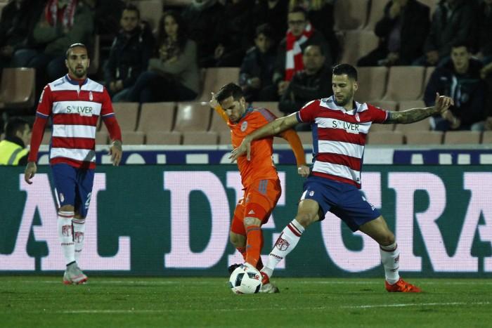 El Granada CF - Valencia CF se jugará el domingo 21 de febrero