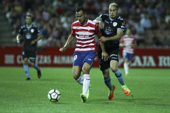 Los fallos defensivos lastran al Granada