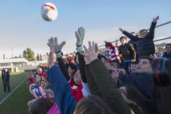 Promoción especial en las entradas para el partido ante el Zaragoza