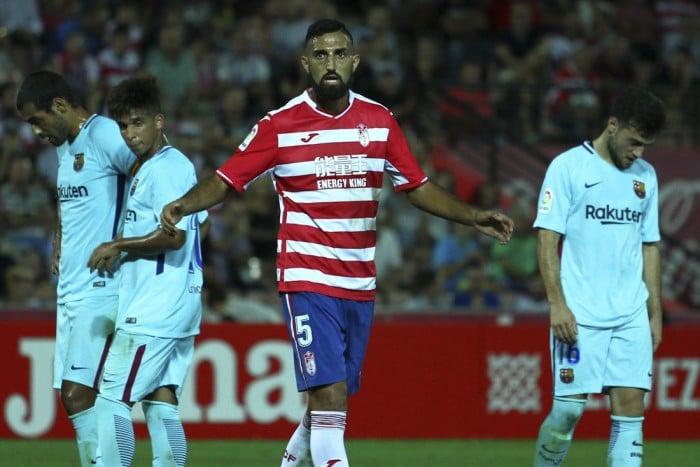 Otro empate de un Granada CF con más gol