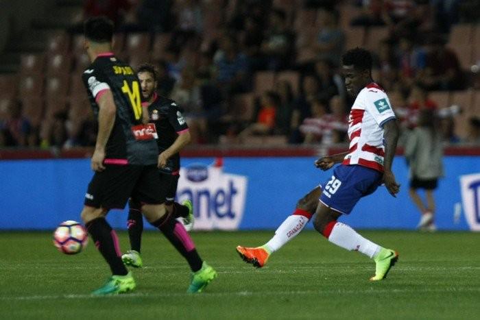 El camerunés Hongla se marcha al filial del FC Barcelona