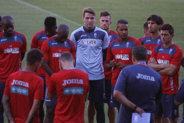 """Kelava: """"Voy a hacerlo lo mejor posible para meterle presión a Andrés Fernández"""""""