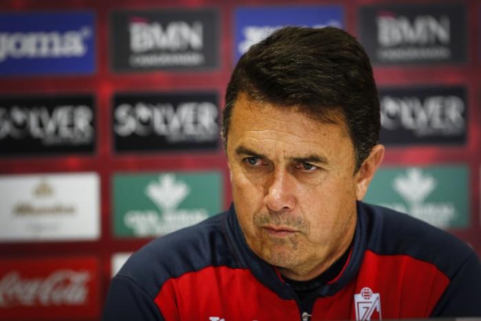 """Campos asegura que el Granada B va a """"pegar un arreón final"""""""