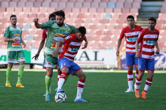 Luizinho se marcha cedido al Linares Deportivo