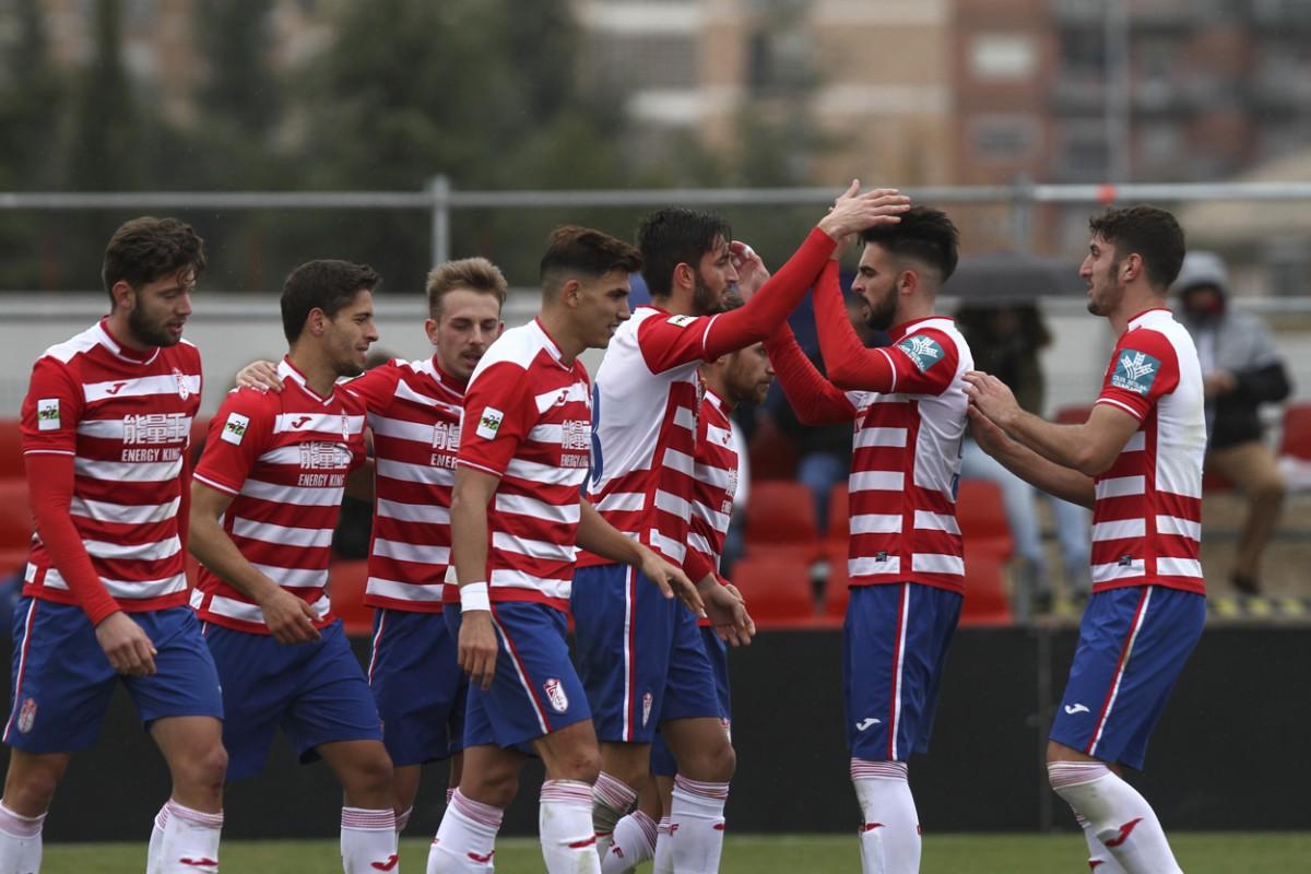 Temporada de cambios y de notable del Granada B