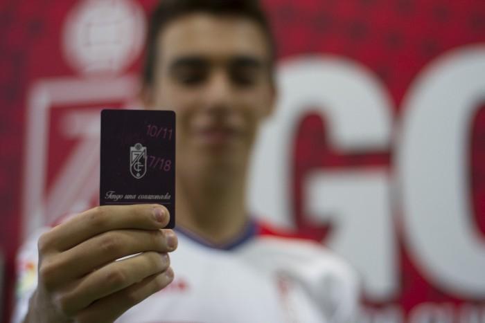 5.000 abonados al Granada CF en dos semanas de campaña