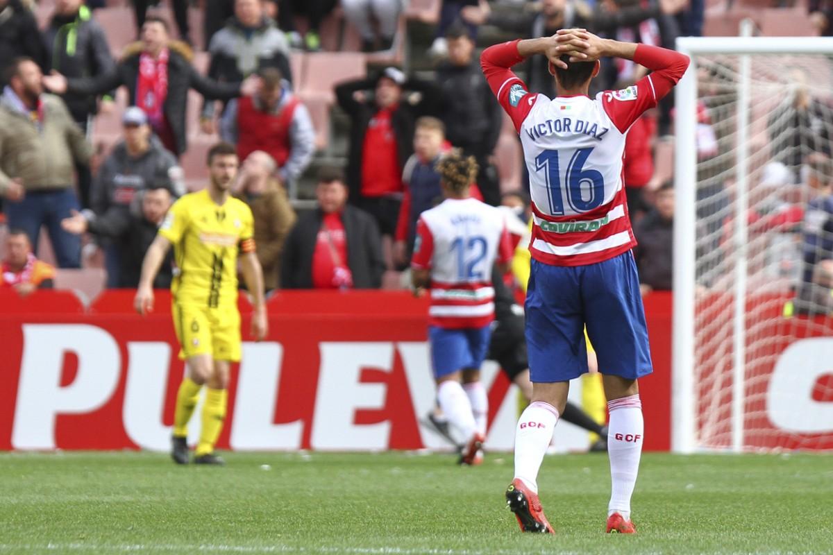 El Granada CF, fuera de playoffs después de nueve jornadas