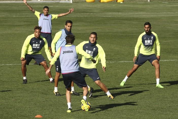 Tres entrenamientos para preparar la visita a Vallecas