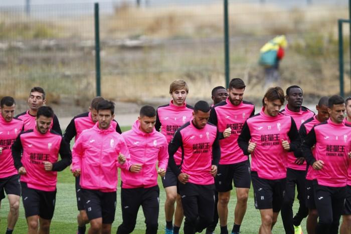 El Granada CF se preparará desde el martes para recibir al Sporting