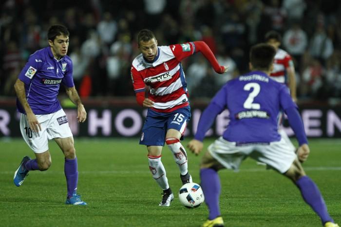 Nico López se marcha del Granada CF