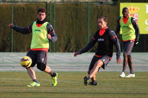 Piti apunta al partido contra el Málaga CF