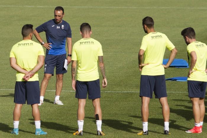 El Granada CF continúa con su puesta a punto