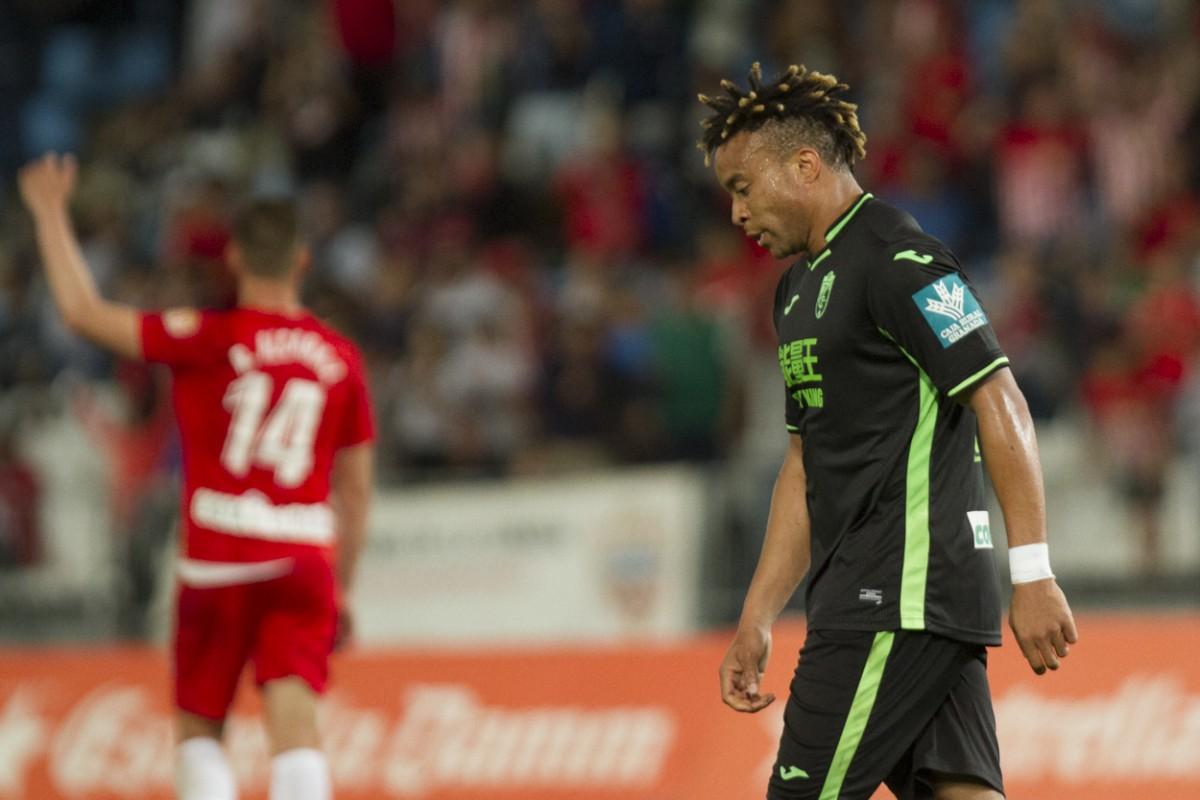 Bloqueo y decepción del Granada CF en Almería
