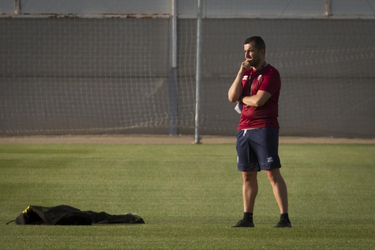 El Granada CF de Diego Martínez ya está en marcha
