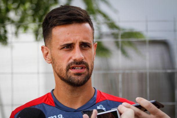 """Javi Márquez: """"Quiero demostrar que soy un jugador importante"""""""