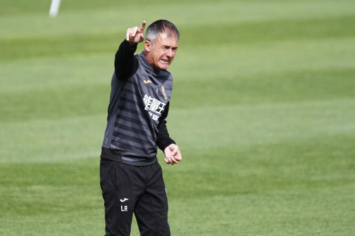"""Alcaraz: """"Con la actitud de los jugadores se está mejorando mucho"""""""