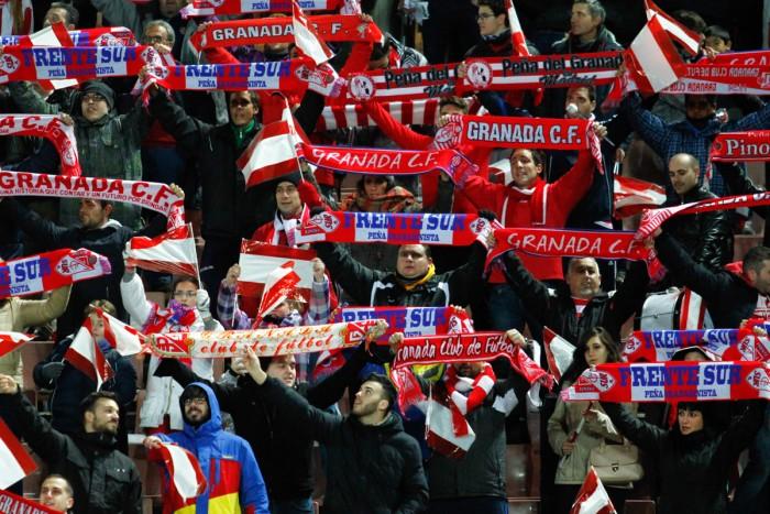 Las entradas para el Granada CF - Betis, de 25 a 45 euros