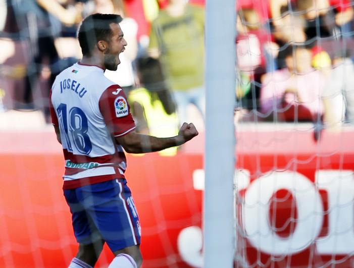 Un Granada CF con brío se impone al Huesca