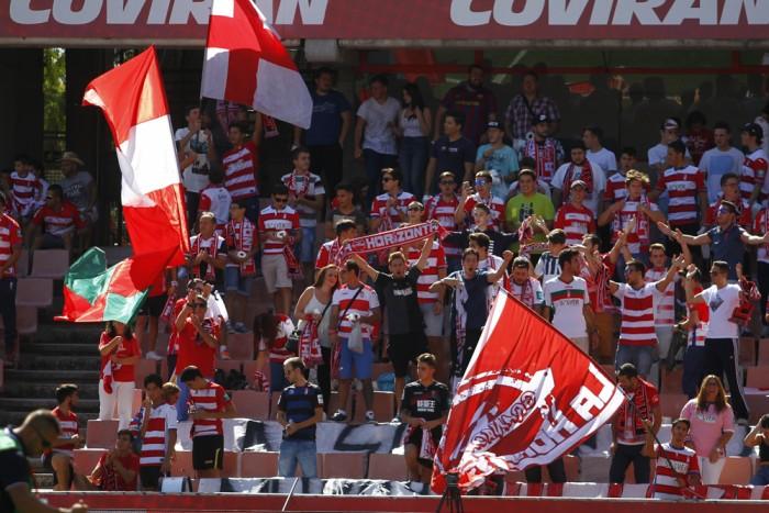 Las entradas para el Granada CF - Sporting, de 25 a 45 euros