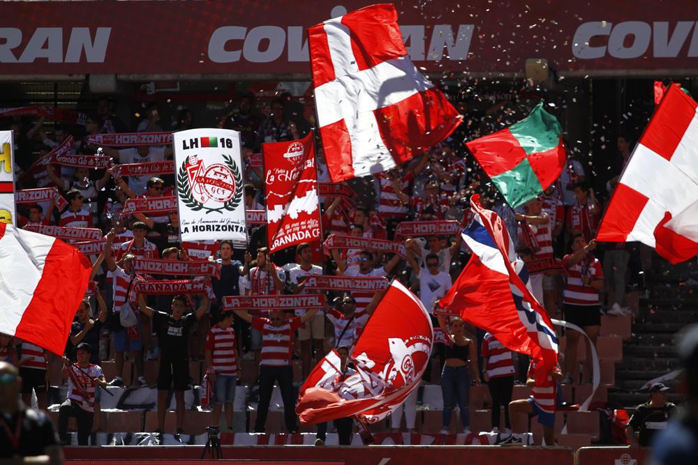 Las entradas para el Granada CF - Sevilla FC, desde 40 euros