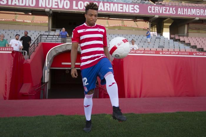 """Pierre Kunde: """"Elegí el Granada porque es un club con ambición"""""""