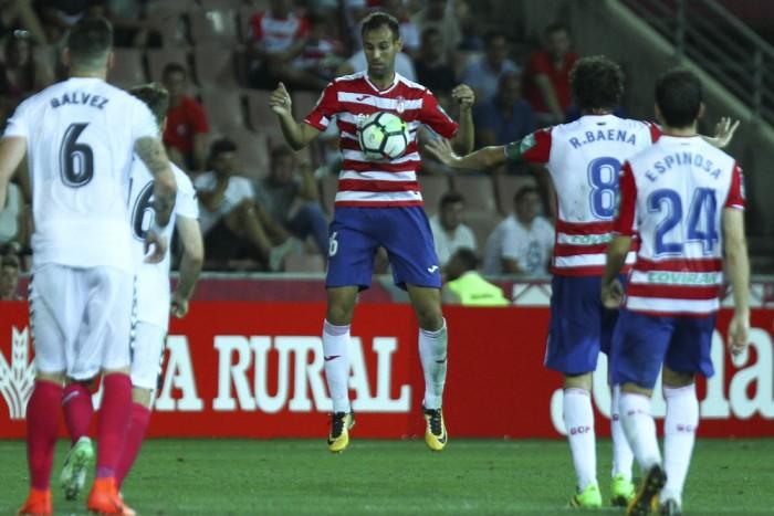Precedentes inmaculados para el Granada CF en las visitas del Albacete