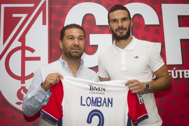 """Lombán: """"Quiero darlo todo por este club"""""""