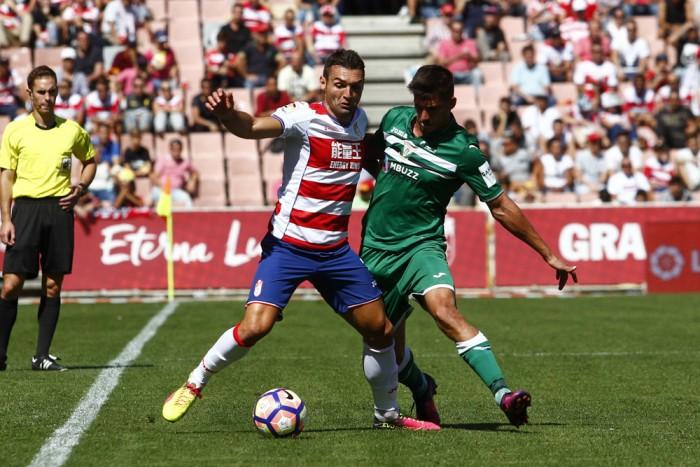 El Granada CF cierra el expediente disciplinario a David Barral
