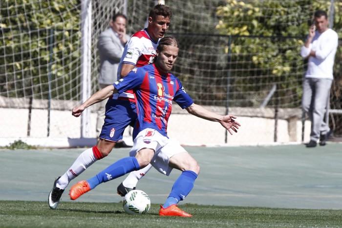 Extremadura - Granada CF 'B': duelo de altura en Almendralejo