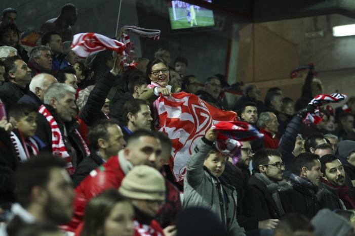 Las entradas para el Granada CF- Sporting, desde 15 euros