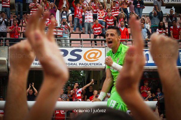 Fotos e imágenes del Granada 0-0 Atlético de Madrid, de la trigésimo octava jornada de la Liga BBVA
