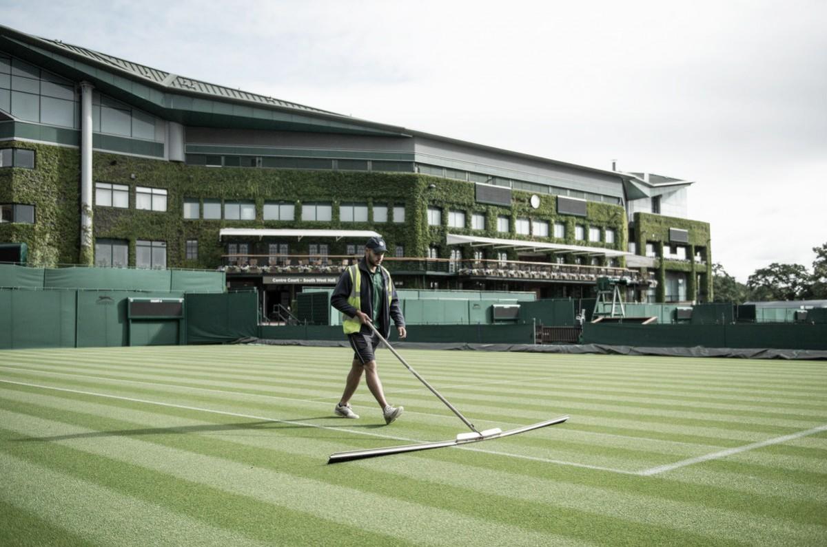 Monteiro e Clezar caem no quali e Brasil não terá representantes nas chaves de simples em Wimbledon