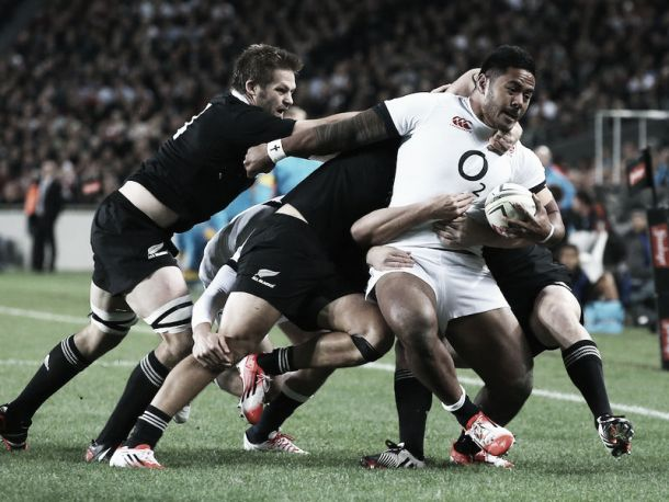 Live New Zealand - England, Score of Rugby Third Test 2014