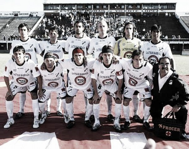 All Boys: Torneo Inicial 2013