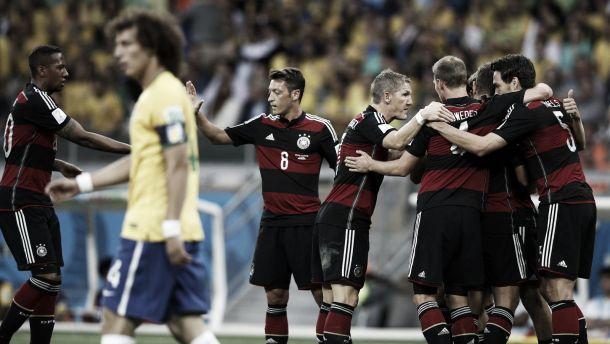 Quand le Brésil se fait écraser dans tous les secteurs