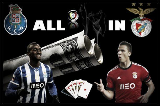 Porto e Benfica: «All in» no flop da hegemonia nacional