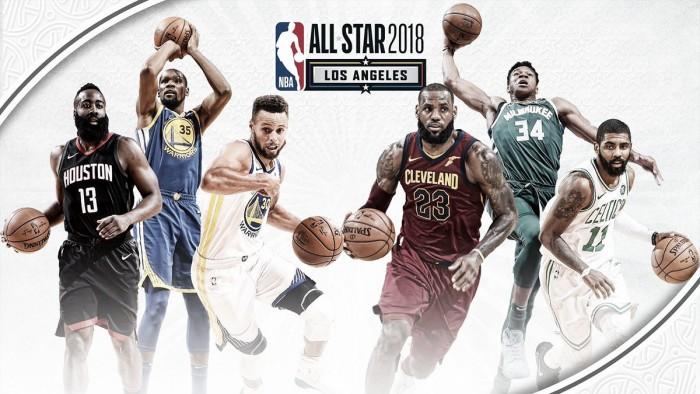 Guía NBA VAVEL All-Star 2018: momento para disfrutar de las estrellas