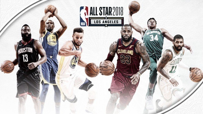 All Star 2018: Confirmados los integrantes del Team LeBron y Team Curry