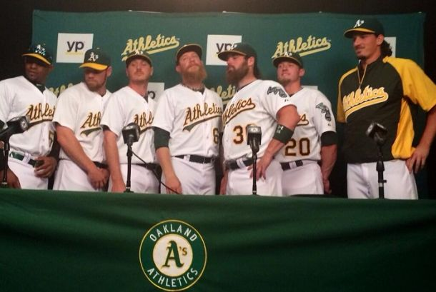 Oakland A's Lead Majors In All-Star Game Representatives