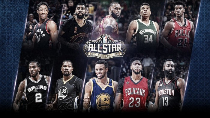 NBA All Star Game 2017, svelati i quintetti: out Westbrook! Esordio per Antetokounmpo