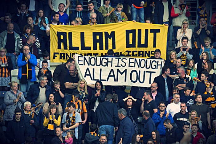 """Pre-season has been a complete disaster"" say Hull City fans"