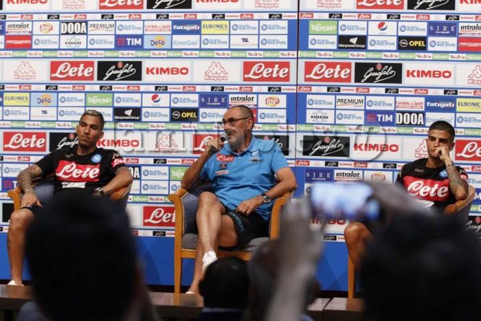 """Napoli, la carica di Insigne ed Allan: """"Lo Scudetto un sogno di tutti, ci crediamo"""""""