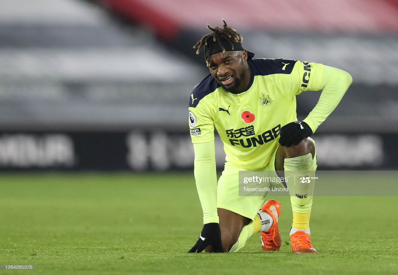 Is Allan Saint-Maximin wasted in Newcastle's new system?
