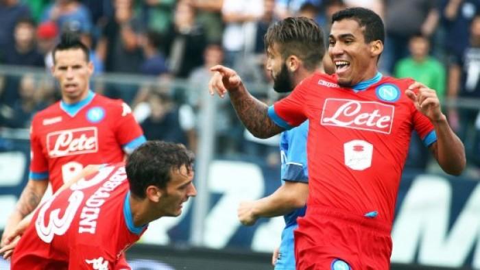 """Allan spinge il Napoli: """"Otto finali! Ce la giochiamo. Hamsik il migliore, è fortissimo"""""""
