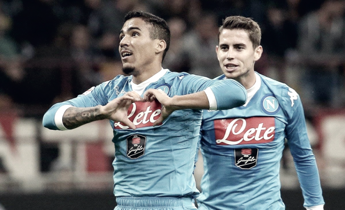 Napoli, flop a Sassuolo: 2-2, la Roma può allungare