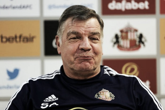 Sam Allardyce speaks ahead of crucial Chelsea tie